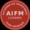 AIFM licences fund manager symbol