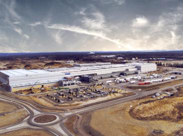 Logistics facility, Oslo